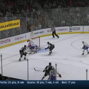 Dustin Tokarski Save on Jake Muzzin (16:03/1st)