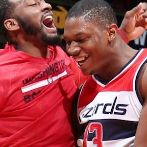 Block of the Night - Kevin Seraphin