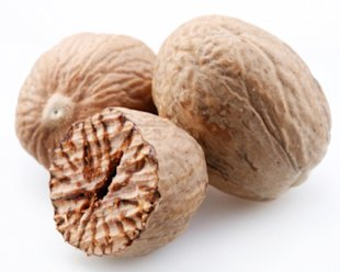 Become a nut about finding the best nutmeg.