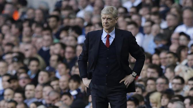 Wenger reaches milestone with 1,000th Arsenal game
