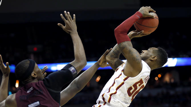 NCAA Basketball: NCAA Tournament-2nd Round-Iowa State vs North Carolina Central Eagles