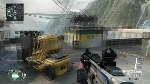 Hydro - Call of Duty: Black Ops 2 Revolution DLC Gameplay
