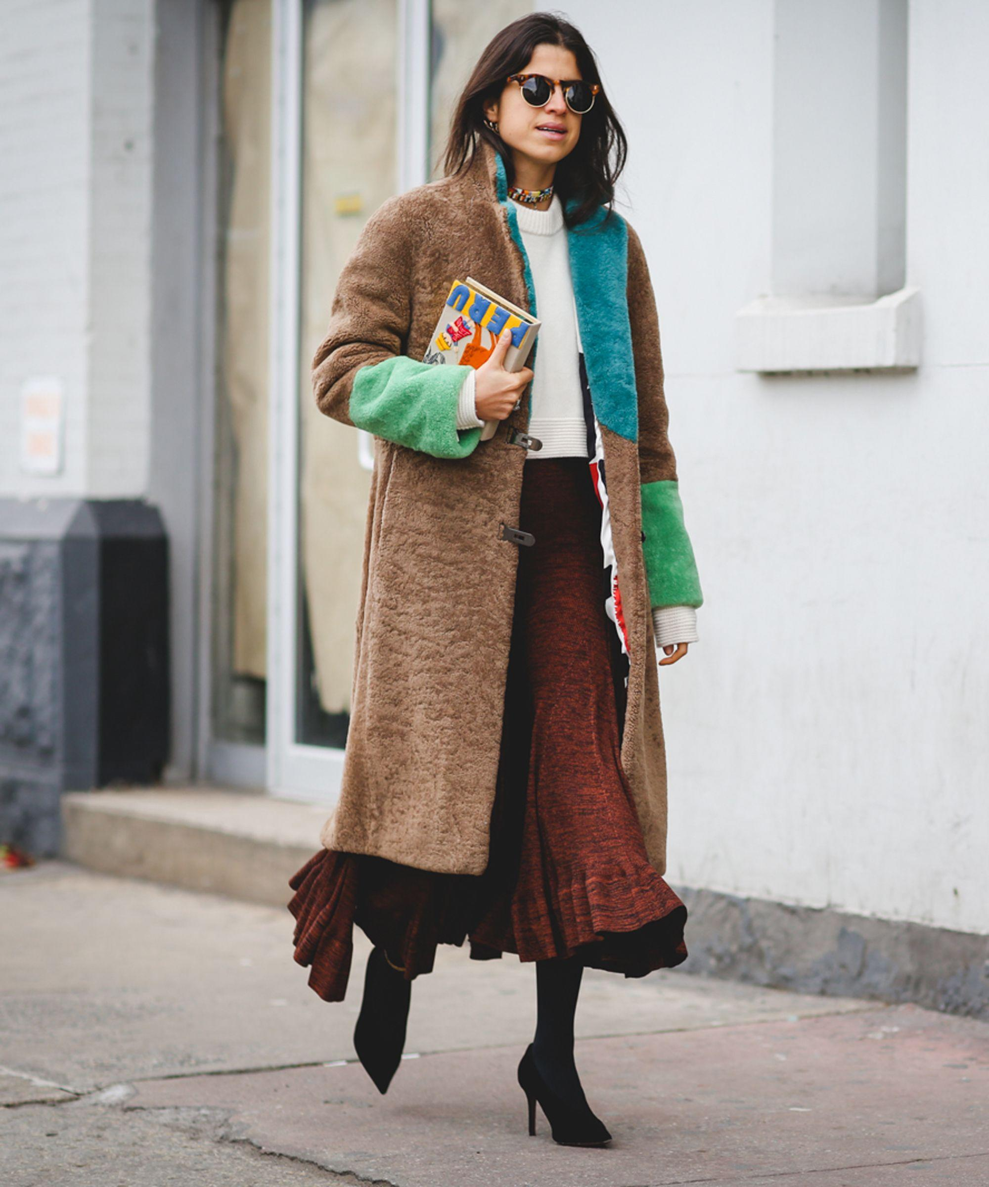 Lessons In Layering From The Streets Of New York City