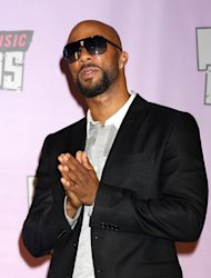 Common was impressed by his young co-star in Luv