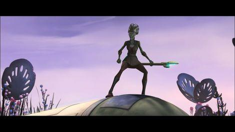 "Jimbo in ""Nomad Droids"" from ""Star Wars: The Clone Wars."""