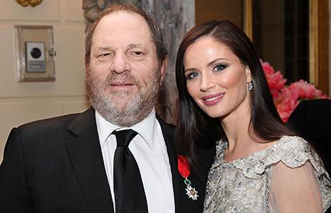 "Pregnant Georgina Chapman ""Thrilled"" to Be Expecting Baby No. 2!"