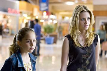 Makenzie Vega and Kristen Stewart in Warner Bros. Pictures' In the Land of Women