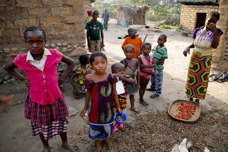Hunger and frustration grow at Ebola ground zero in Guinea