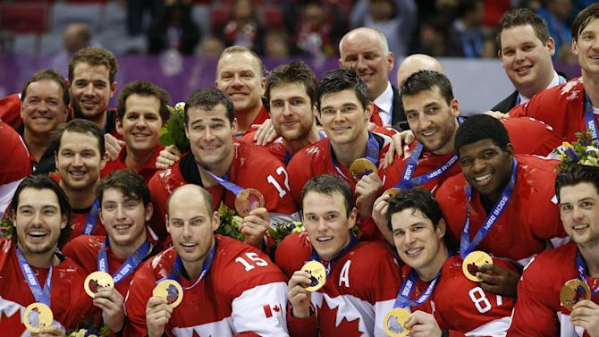 Canada's Olympic hockey win could be NHL farewell