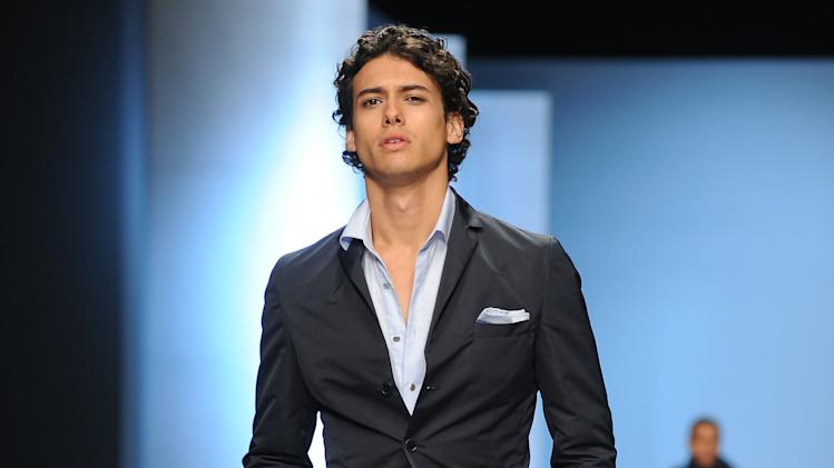Ermanno Scervino: Runway - Milan Fashion Week Menswear Spring/Summer 2013