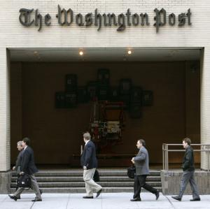 Challenges face Bezos as he buys Washington Post