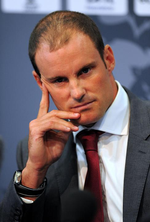 Cricket - Andrew Strauss File Photo