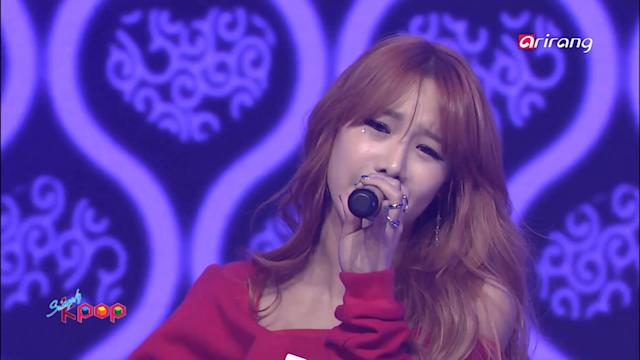 Simply K-Pop :♬ BESTie - Thank U Very Much