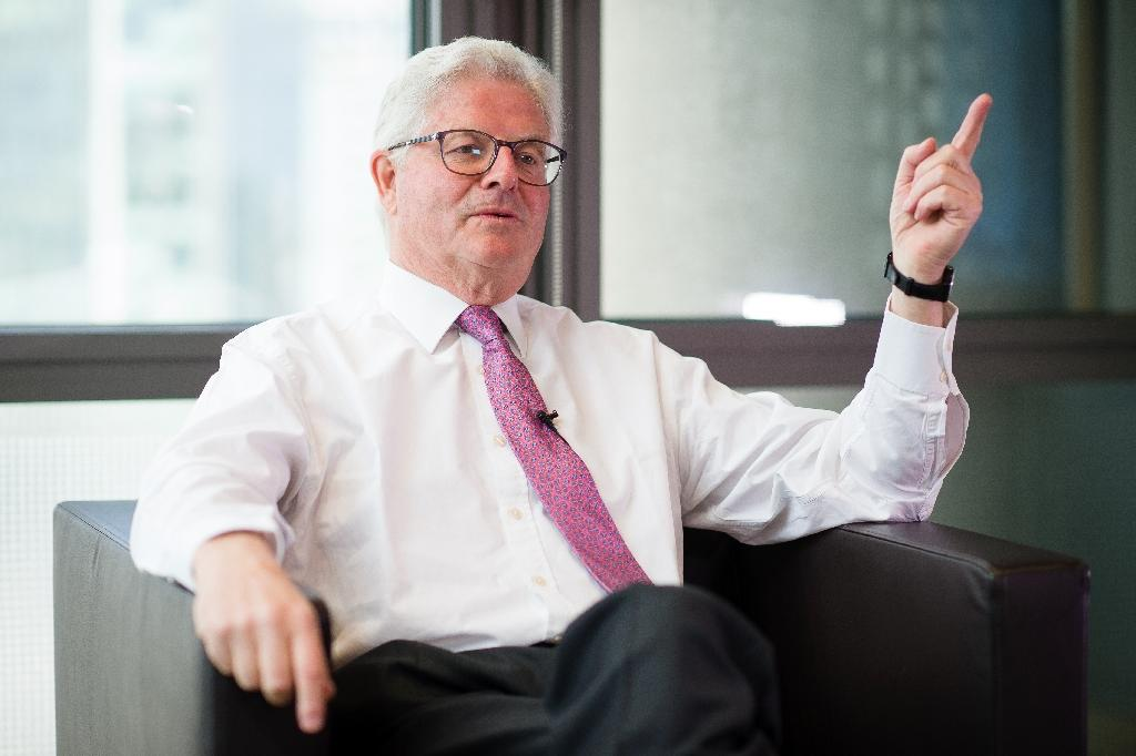 Lloyd's of London boss warns over Brexit impact