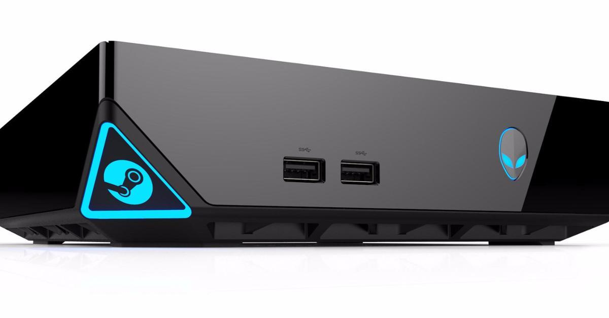 Alienware Steam Machine. Welcome to New Gaming.