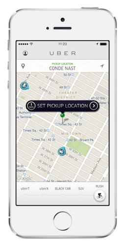 ​Uber invests in mapping software with deCarta acquisition