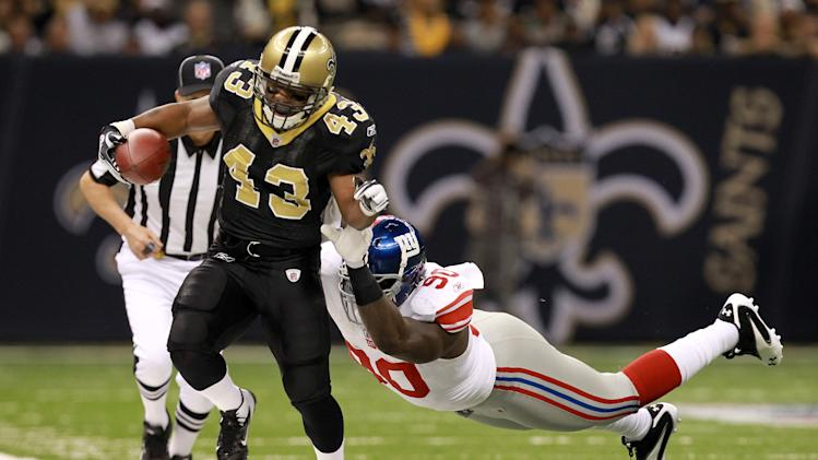 New York Giants v New Orleans Saints