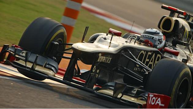 Formula 1 - Coca-Cola's Burn brand to back Lotus in 2013