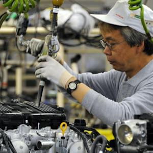 3.7% Fall in Japan's Industrial Output is 'Dismal'