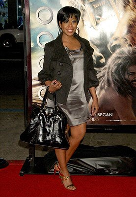 Tichina Arnold at the Los Angeles premiere of Warner Bros. Pictures' 10,000 B.C.