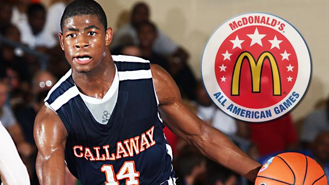 McDonald's All American Teams Announced