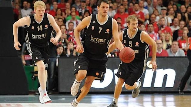2012/2013 Brose Baskets Bamberg