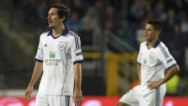 American Exports: Sacha Kljestan, Anderlecht dealt heavy blow in Champions League