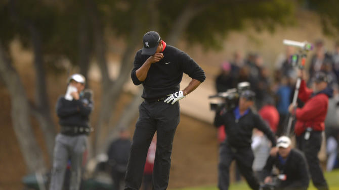 Tiger Woods' half-brother accused of making threat