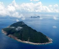 "The group of islands known as Senkaku in Japan and Diaoyu in China in the East China Sea. Japan will nationalise a group of islands at the centre of a territorial row with China, the government said Monday, prompting an angry rebuke from Beijing which vowed to ""never yield an inch"""