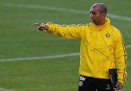 Roberto Di Matteo's Chelsea will play their Club World Cup semi-final in December