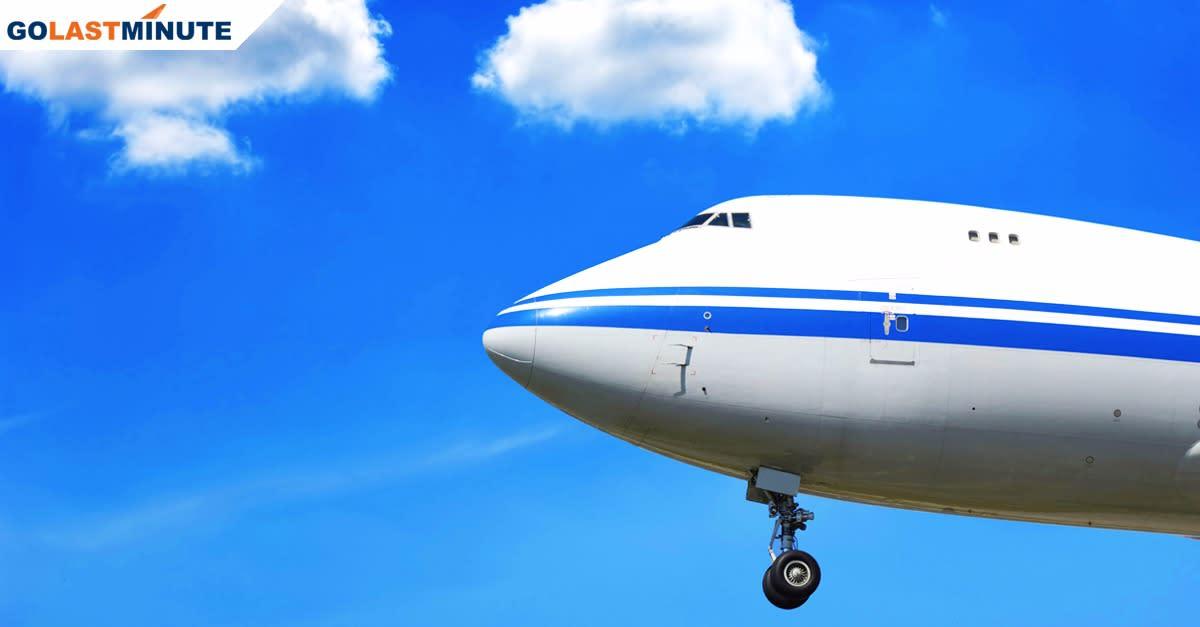 Discount Flight Deals   GoLastMinute®