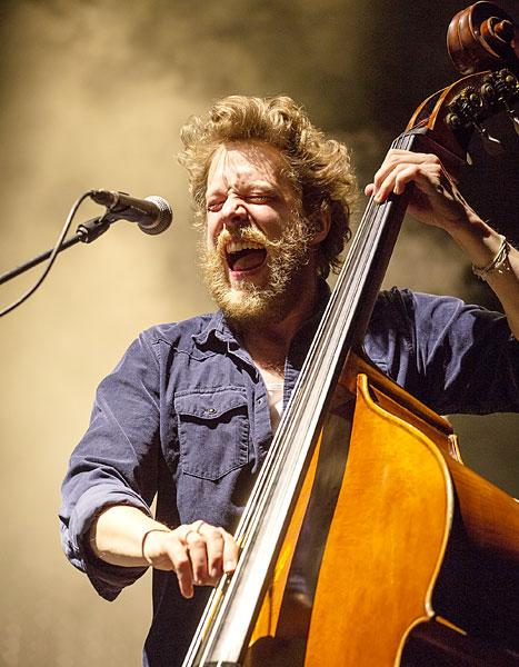 Mumford & Sons Bassist Ted Dwane Treated for Blood Clot on Brain