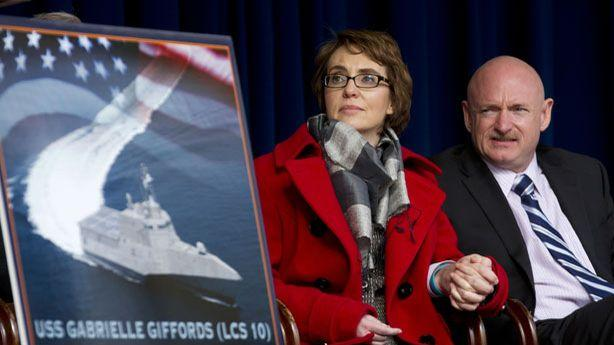 Gabrielle Giffords to Appear at Her Shooter's Sentence Hearing