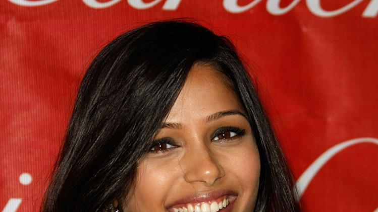 Palm Springs International Film Festival Awards Gala 2008 Freida Pinto