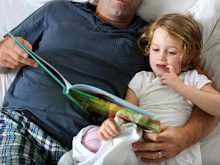 Make Story Time a Family Affair