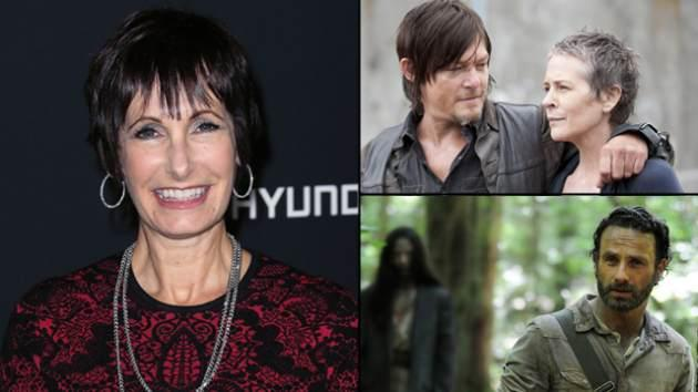 'The Walking Dead' Executive Producer Gale Anne Hurd -- Getty Images