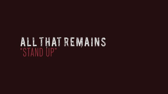 Stand Up (Lyric Video)