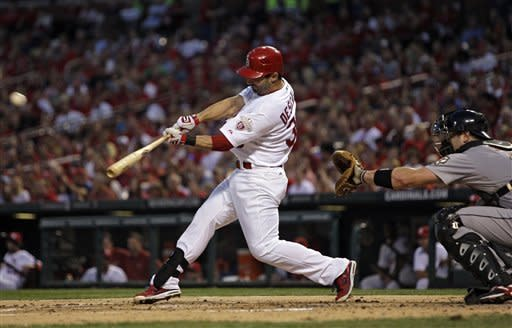 Lohse helps Cardinals knock off Astros 4-2