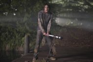 """In this film image released by Lionsgate, Fran Kranz is shown in a scene from """"The Cabin in the Woods."""" (AP Photo/Lionsgate, Diyah Pera)"""