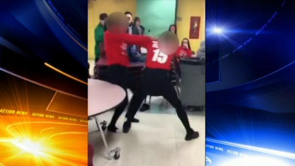 Video shows student fight at Archbishop Ryan High School in Philadelphia