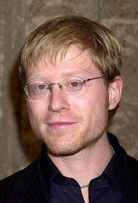 Anthony Rapp at the Beverly Hills premiere of A Beautiful Mind