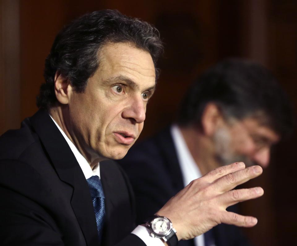 NY budget deal details draw critics from business