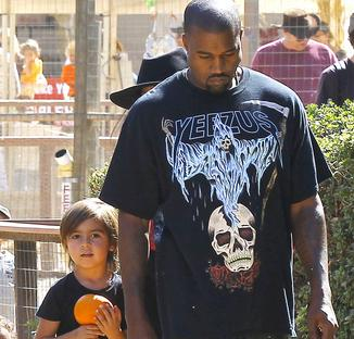 Kanye West Steps Up To Support Kourtney Kardashian And Scott Disick's Children Following Their Split
