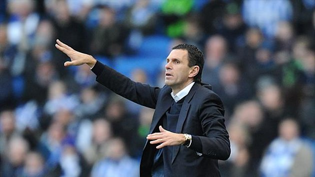 Manager Gus Poyet praised his Brighton side's technical abilities