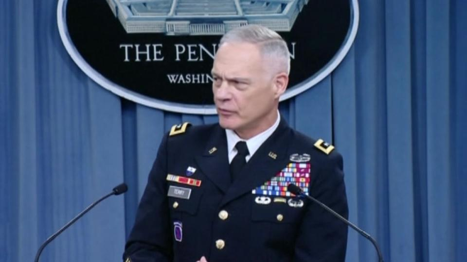 Islamic State leaders killed in recent air strikes, says US