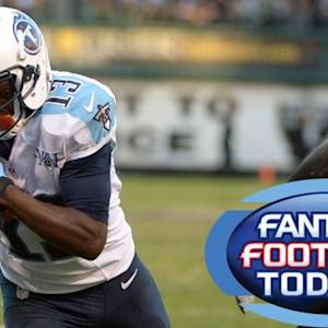Fantasy Football Today: Phone Calls (12/6)