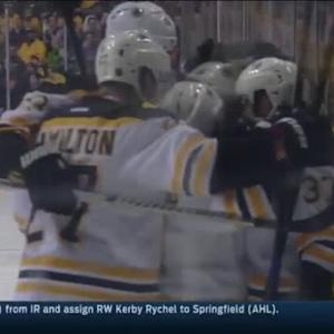 Bruins at Predators / Game Highlights