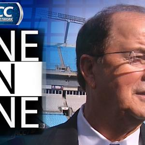 David Cutcliffe Talks ACC Championship Game | ACC One-On-One