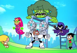 Teen Titans Go! | Photo Credits: Cartoon Network/Warner Bros. Animation