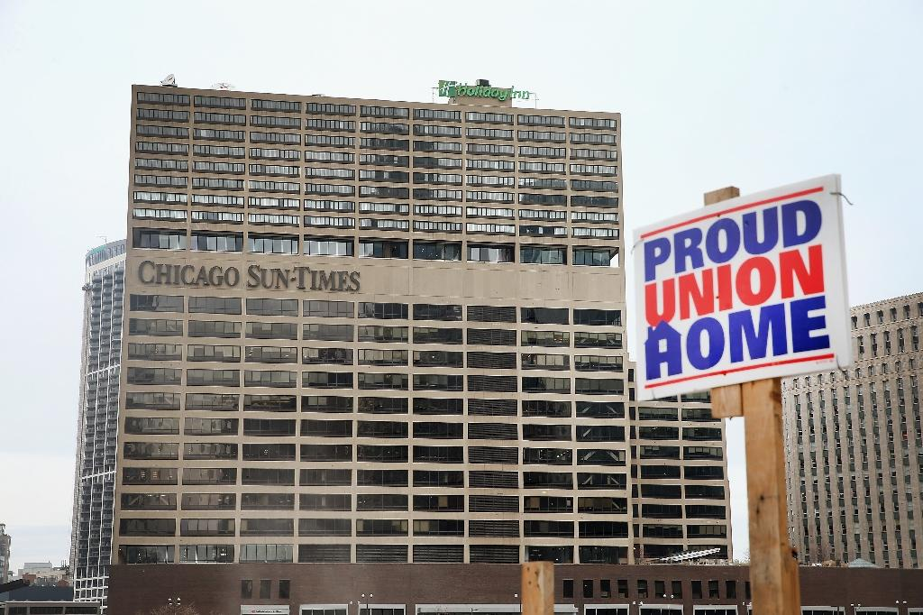Chicago Sun-Times owner buys Tribune stake